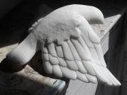 """""""Bird""""carrara marble. sold"""
